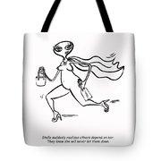Dependable Stella Tote Bag