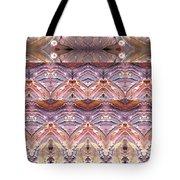 Desert Painting Tote Bag