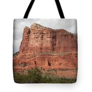 Desert View, Sedona, Arizona Tote Bag