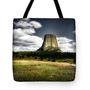 Devil's Tower - Wyoming Tote Bag