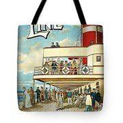 Dominion Line Tote Bag