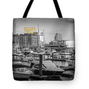 Domino Sugars Tote Bag