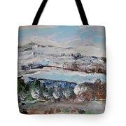 Donner Lake Tote Bag