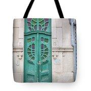 Doors Of Portugal  Tote Bag