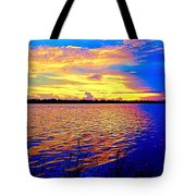 Down By The River Tote Bag
