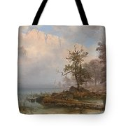 Duck Hunter Tote Bag