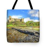 Dunvegan Castle Landscape Tote Bag