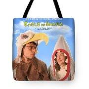 Eagle Vs Shark Tote Bag