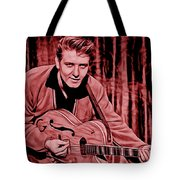 Eddie Cochran Collection Tote Bag