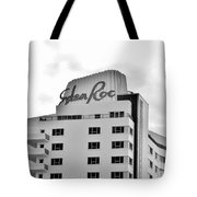 Eden Roc Hotel Tote Bag
