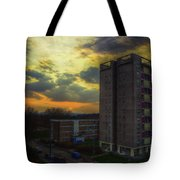 Edmunds Tower Tote Bag