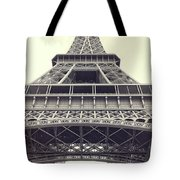 Eiffel Tower By The Seine Tote Bag