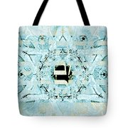 Emet-the Truth Behind The Picture  Tote Bag