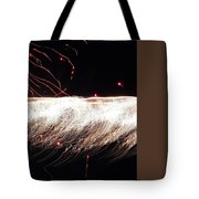 Entering The Twilight Zone Tote Bag