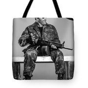 Expendables 3 2014  Tote Bag