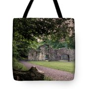 Fairafar Mill, Cramond, Edinburgh Tote Bag