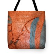 Family - Tile Tote Bag