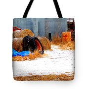Farmyard Tote Bag