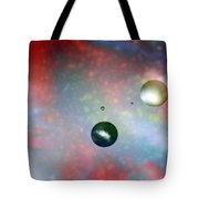 Farther Worlds Tote Bag