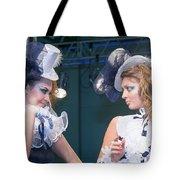 Fashion Show Catwalk Tote Bag