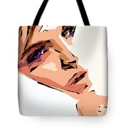 Female Expressions Xii Tote Bag