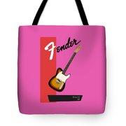 Fender Esquire 59 Tote Bag