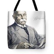 Ferdinand Von Zeppelin Tote Bag