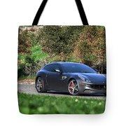 #ferrari #ff #print Tote Bag