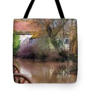 Fiddleford Mill - England Tote Bag