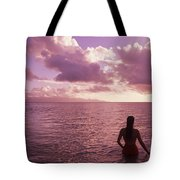 Fiji, Wakaya Island Tote Bag