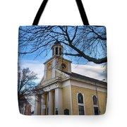 First Parish Church Beverly Ma Tote Bag