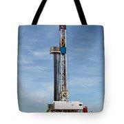 Flex Drill Rig Tote Bag