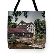 Flour Mill Tote Bag