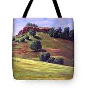 Flowering Meadow Tote Bag