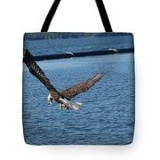 Flying Eagle. Tote Bag