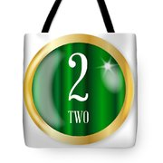 2 For Two Tote Bag