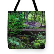 Forest Environment Tote Bag by Richard J Thompson