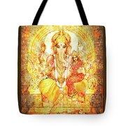 Ganesha Ganapati - Success Tote Bag
