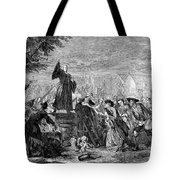 George Whitefield Tote Bag
