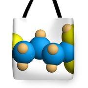 Ghb Molecular Model Tote Bag