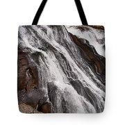 Gibbon Falls Tote Bag