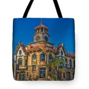 Gilroy's Old City Hall Tote Bag