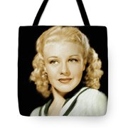 Ginger Rogers, Legend Tote Bag