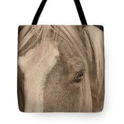 Golden Palomino Tote Bag
