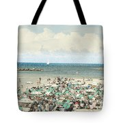 Gordon Beach, Tel Aviv, Israel Tote Bag