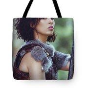 Got Warrior Princess Tote Bag