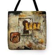 Grab The Brass Ring Tote Bag