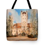 Greillenstein Castle Tote Bag