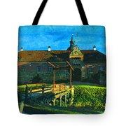 Gripsholm Castle Castle Autumn  Tote Bag