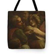 Group Of Heads  Tote Bag